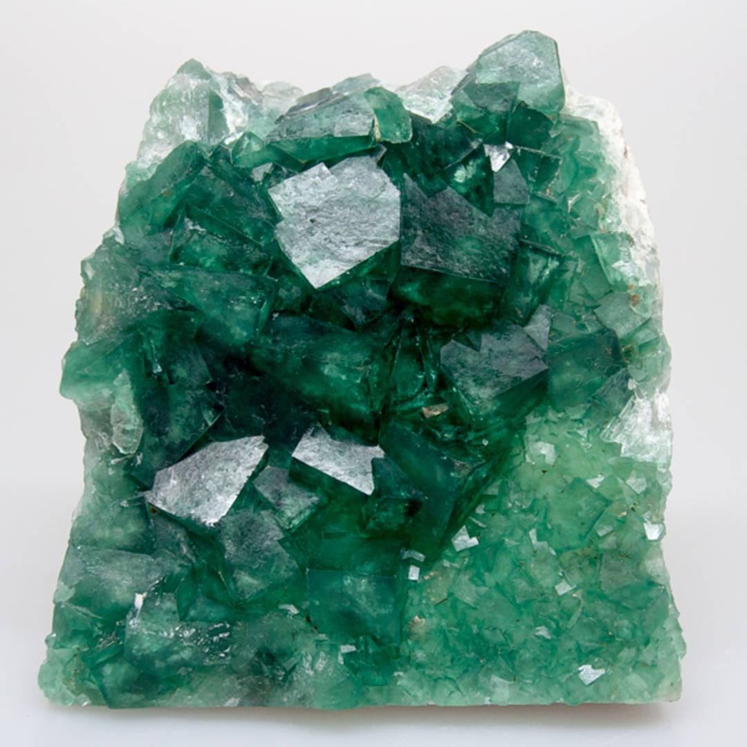 Fluorite  Cluster