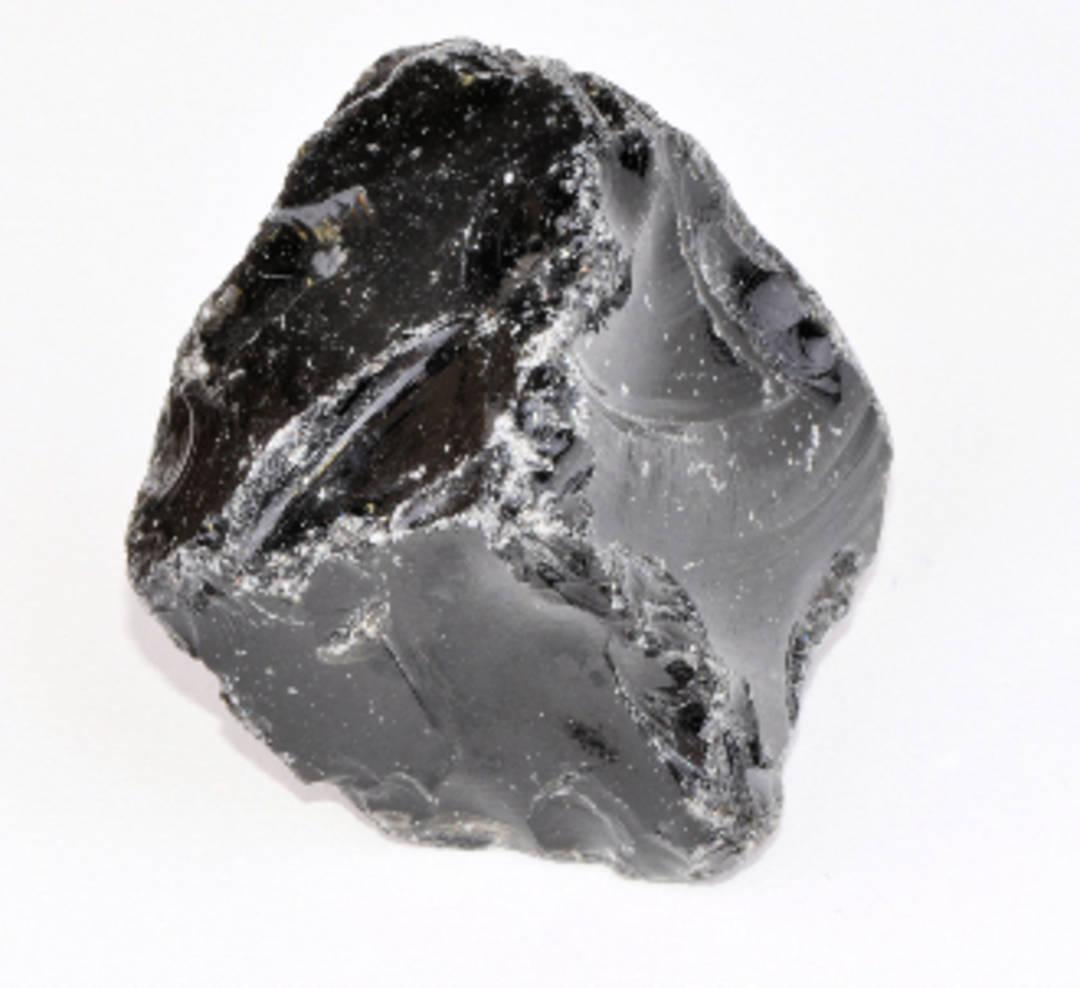 Unpolished Obsidian
