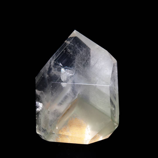 Chlorite Phantom Quartz Polished Point