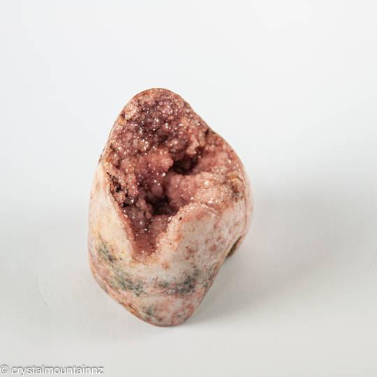 Pink Amethyst Freeform Druze
