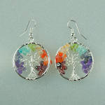 Tree Of Life Earrings Mix