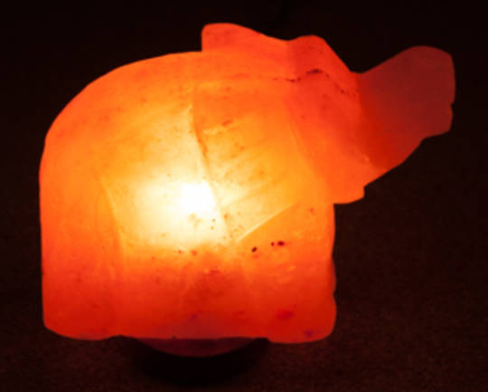 Himalayan Salt Lamp Elephant