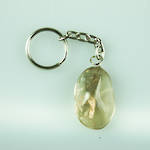Smokey Quartz Key Chain