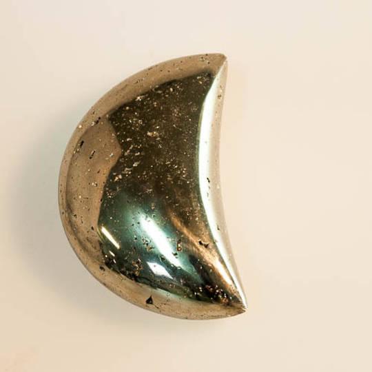 Pyrite Half Moon