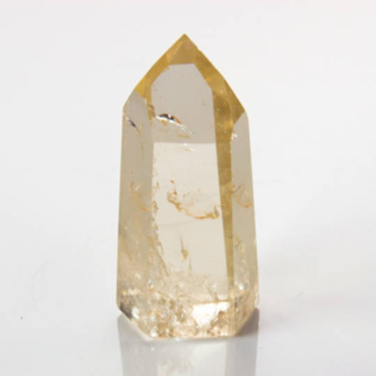 Beautiful Natural Citrine Polished Point