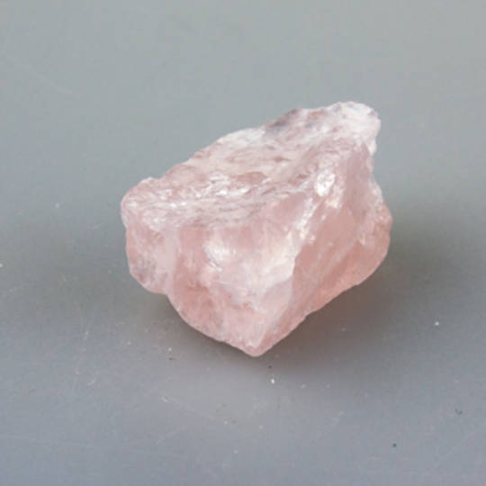 Unpolished Rose Quartz
