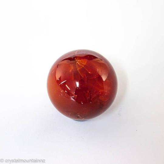 Carnelian Sphere