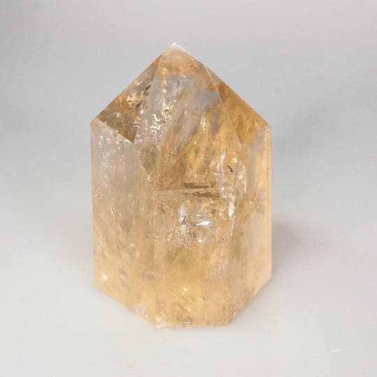 Citrine Polished Point