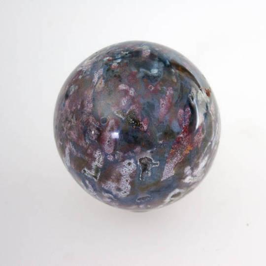 Ocean Jasper Sphere