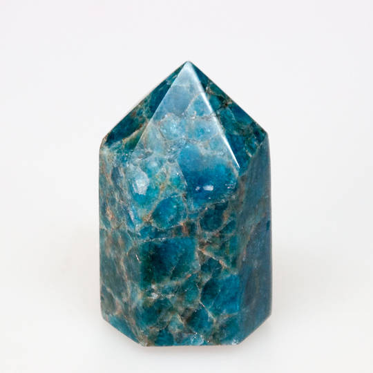 Apatite Polished Point