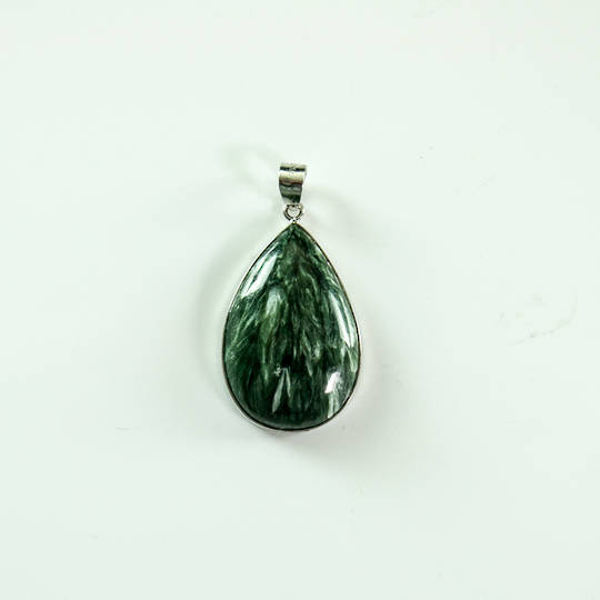 Beautiful Seraphinite TD Pendant