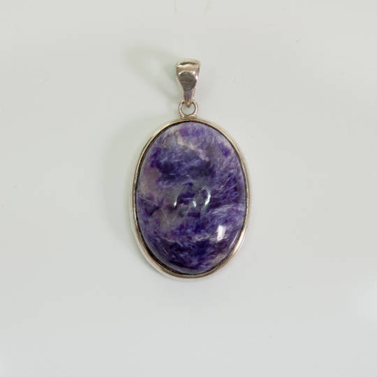 Beautiful Charoite Pendant