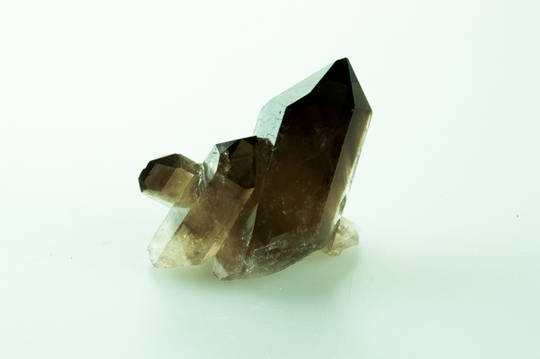 Rough Smokey Quartz Cluster