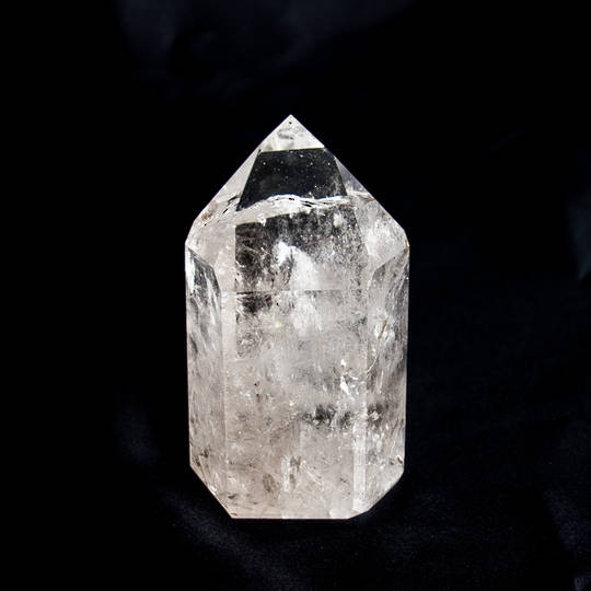 Clear Quartz Polished Point