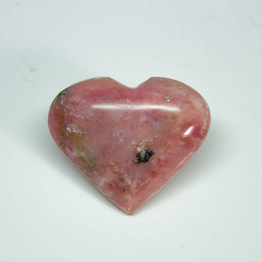 Pink Opal Heart