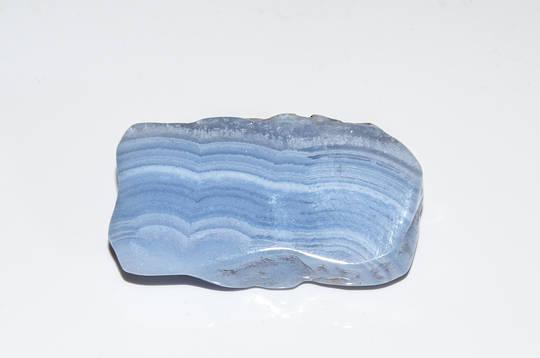 Blue Lace Agate Slice