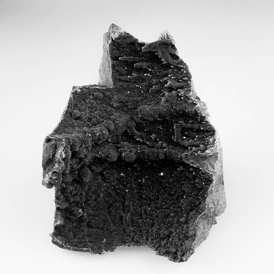 """Black Chalcedony Druze aka """"Black Amethyst"""""""