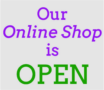 online shop is open