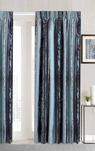 Turner Pencil Pleat Curtain