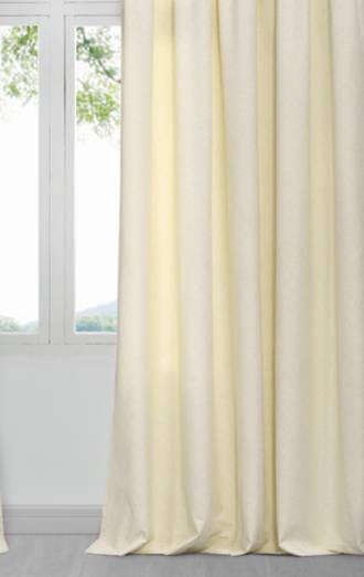 Tuscany Pencil Pleat Curtain