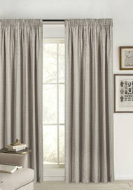Mezzo Pencil Pleat Curtains