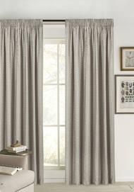 Mezzo Pencil Pleat Curtains