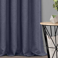 Dusk Eyelet Curtains