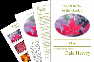 """""""What to do"""" in the Garden for May"""