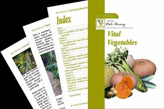 Vegetables - Vital Vegetables