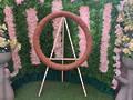 Coconut Fibre Wreath (large)