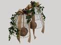 Rustic Wedding Bell Set