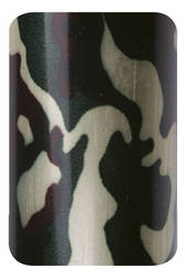 "Lifestyle ""T' Handle Wooden - Camo Walking Stick"