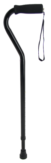 Mobilis Swan Neck Walking Stick