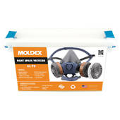 Moldex 7000 Series Respirator Paint Spray / Pesticide Kit