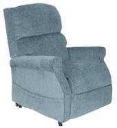 Viking Monarch Power Lift Chair, Pacific Blue Fabric