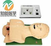 Electronic Airway Intubation Model