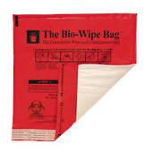 Biowipe Bags / 10
