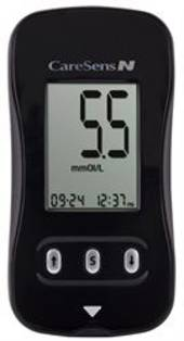 Caresens  Blood Glucose Monitor