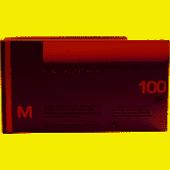 DE Latex Gloves / 100