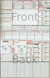 EMS Tactical Command Worksheet