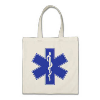 Star of Life Tote Bag