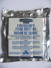 Emergency Food Rations