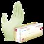 Coats Colloidal Oatmeal Coated Latx Examination Gloves /100