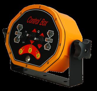 2D  Machine Control Dual Receiver   519077
