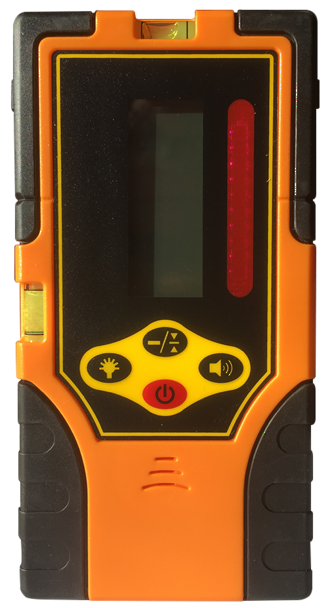 Laser Receiver with Staff Bracket | 519914