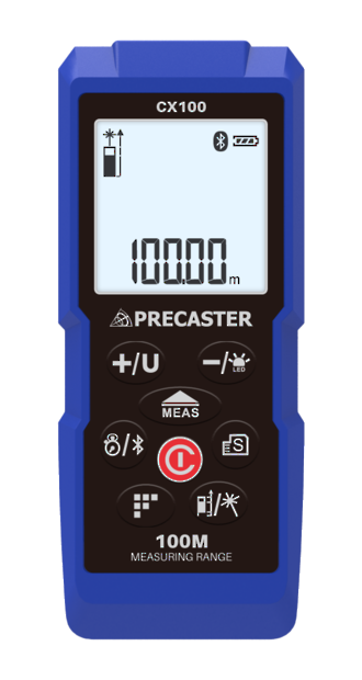 Precaster LM-CX100 Laser Measure Bluetooth | 519910