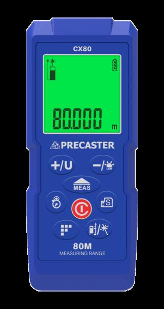 Precaster LM-CX80 Laser Measure | 519909