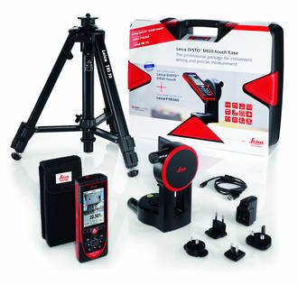 Leica Disto D810 Touch Exterior Package