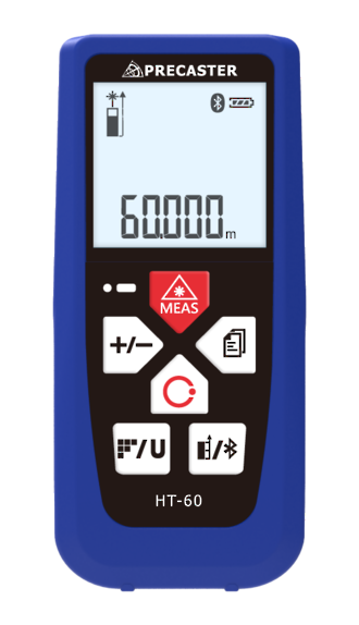 Precaster LM-HT60 Laser Measure Bluetooth | 519908