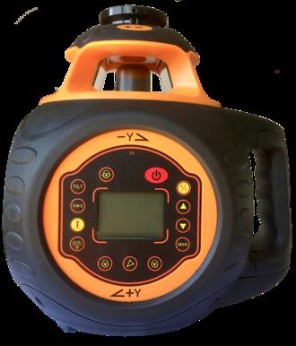 RL5 Self -Levelling Digital Dual Grade Rotary Laser Kit | 519927